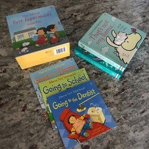 NEW! Set of 13 Usborne Baby/Child Books